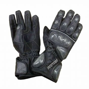Rayven Aqua-Tech Waterproof Breathable Motorcycle Motorbike Glove - Extra Small